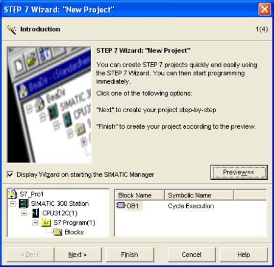 "2. Select ""File"" => ""New Project Wizard"". 3. Click ""Next"" in the wizard. 26 DVP-PLC Operation"