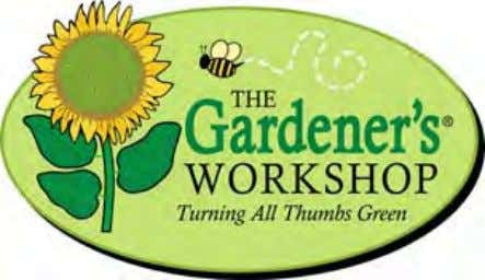 The Gardener's Workshop 757-877-7159 Newport News, VA 1-888-977-7159 Toll Free info@shoptgw.com • • • • Cut-Flower
