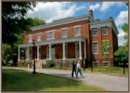 Hill Mansion was a crown jewel at the Club Notes Regional Tourism Petersburg Area Photo provided
