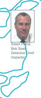Essex Police: Bob Seals Detective Chief Inspector
