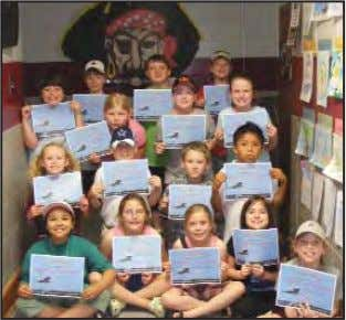 The deadline to submit ACE award nominations is April 25. Boaz, AL students display their ACE
