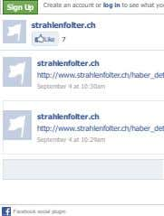 Create an account or log in to see what yo Sign Up strahlenfolter.ch Like 7