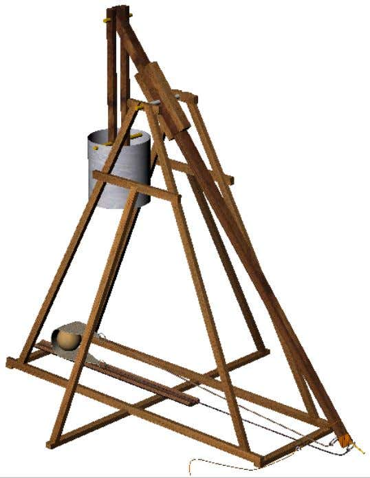 Ripcords Tennis Ball Trebuchet If you use these plans or instructions you do so at your