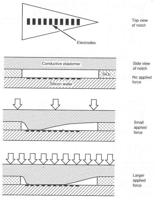 Chapter 2. Tactile Sensing Technologies 6 Figure 2.4: Digital tactile Array sensor [1]