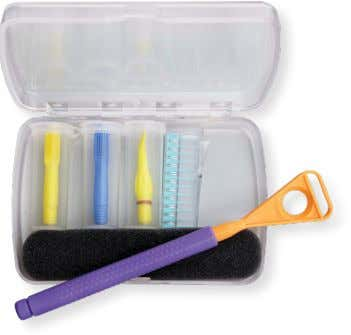 and contain no lead, phthalates, PVC, BPA, or latex. ARK's Dental Kit NEW! Kit includes: 1