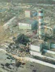 suffered from respiratory problems. NUCLEAR INCIDENTS: Figure 1.21: Chernobyl, Ukraine. Photo courtesy