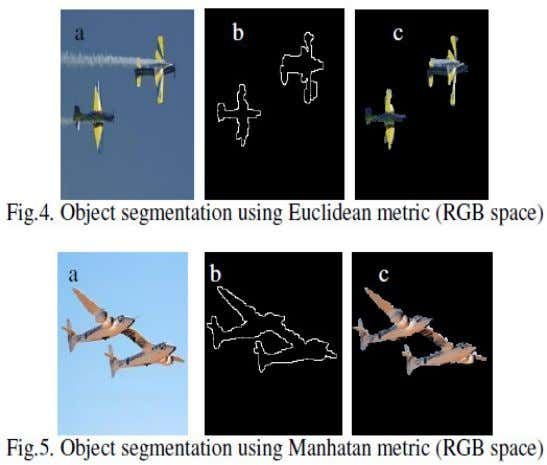 Signal & Image Processing : An International Journal (SIPIJ) Vol.2, No.3, September 2011 3.2. Semi-supervised region