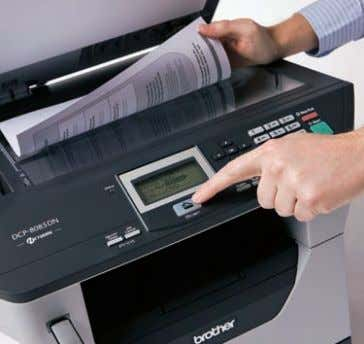 low running costs and produces reliable, professional results time after time. Copy or scan your A4