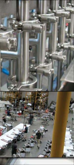 3 Accutek Packaging Equipment Companies, Inc. is one of the largest packaging machinery manufacturers in the