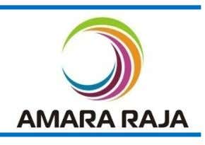 β STANDARD DOCUMENTATION FOR FLOAT CUM BOOST CHARGER (FCBC) AMARA RAJA POWER SYSTEMS LIMITED RENIGUNTA –