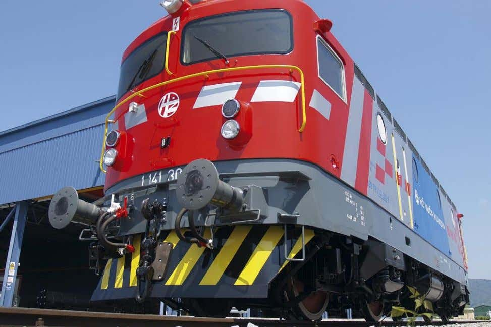 MODERNISATION ELECTRIC TRACTION VEHICLES Company KON AR - ELECTRIC VEHICLES Inc. upgrades electric locomotives,