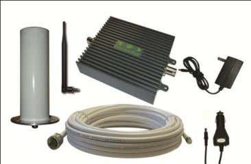  Low operating temperature Technical Specifications How it Works and Contents: This amplifier kit is suitable
