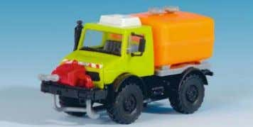 B-12259 UNIMOG mit Gülleverteiler − Unimog with gulley attachment 7,5 x 3 x 4 cm