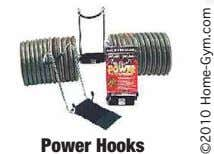 Power Hooks ©2010 Home-Gym.com