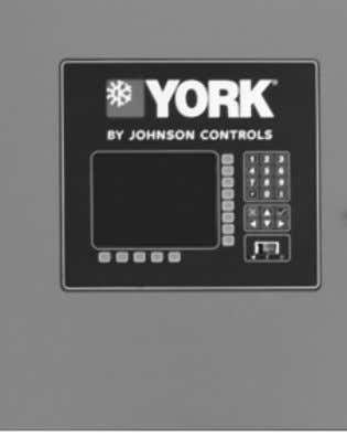 OptiView Control Center FORM 160.78-EG1 (610) OPTIVIEW CONTROL CENTER The YORK OptiView Control Center, furnished as
