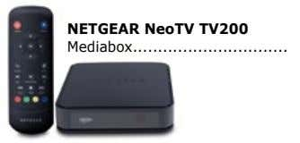 NETGEAR NeoTV TV200 Mediabox