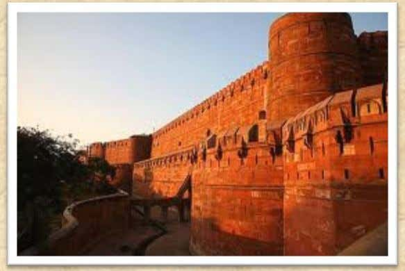 special trip to India with fellow Holmesians is unmissable! Agra Fort, the mighty double-walled fortress built