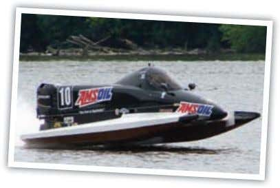 Rinker, Teague Power Team AMSOIL on the Water AMSOIl continues partnerships in powerboat industry Rinker