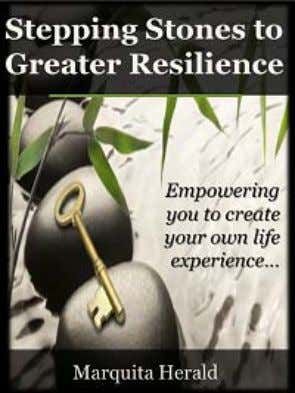 "of Ordinary People on Amazing Journeys • and more … "" Stepping Stones to Greater Resilience"