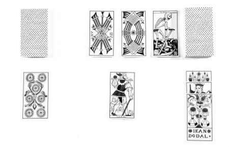 up to three non-Challenge cards from the Adventure Field. Figure 2: Starting from Figure 1, the