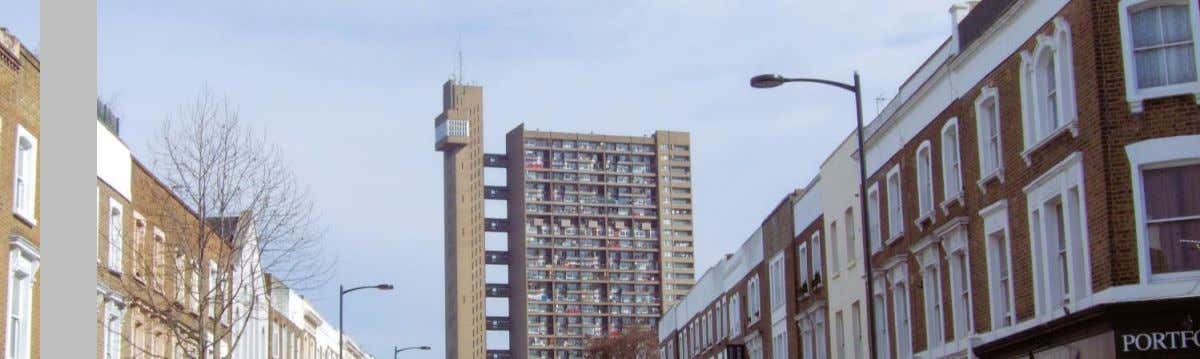 Housing Grenfell-related homeless households – which include survivors of the Tower, Grenfell Walk, and the Walkways