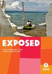 EXPOSED SOCIAL VULNERABILITY AND CLIMATE CHANGE IN HAITI
