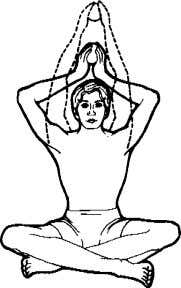your elbow to the opposite knee (sitting Indian style). 8. Back strengthening. A. Sit Indian style