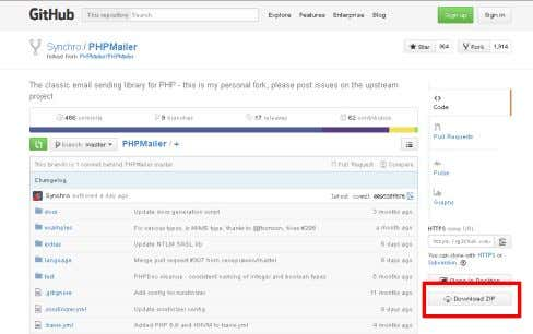 "Github repository using the ""Download Zip"" button. 2. Create a directory for your new application within"