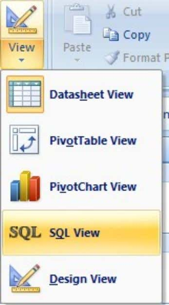 KS091302 – Introduction To Information System Practical Work Report Figure 65. SQL View Because the question