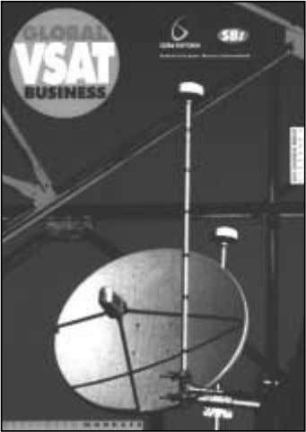 PROMOTIONAL PROGRAMMES As for the Middle East, plans relating to an Arab States VSAT Summit