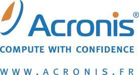 Acronis® Backup & Recovery ™ 10 Server for Windows Update 3 Guide de l'utilisateur