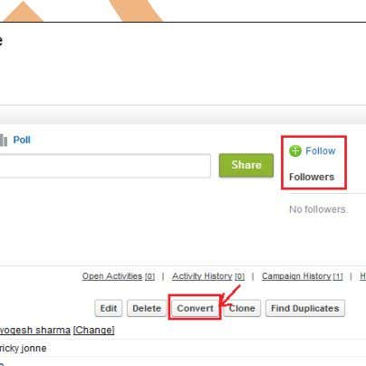 can be converted to accounts. click on Convert button. Step 3 :- www.bispsolutions.com Page 33