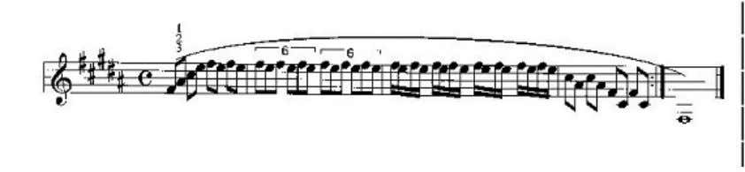"and to feel yourself focusing your tone ""far forward"". Trills: Pitch Focus Some trills are easy,"