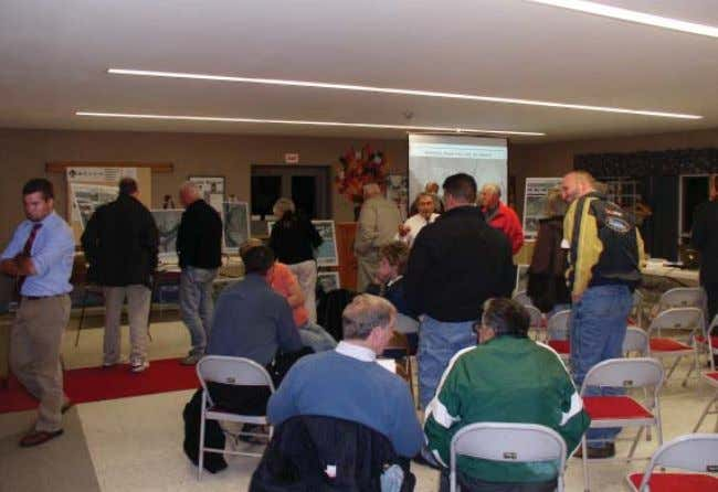 15, 2003 at Synthesis O ffi c e s . Attendees: Scotia Mayor Final public meeting