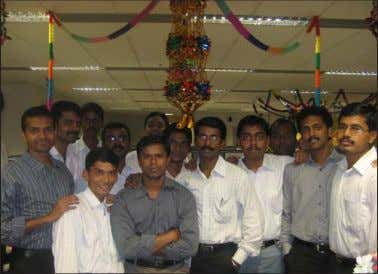 as Partners in Crime. This pic was clicked at Mahabalipuram Jayakumar N. from Financial Software Systems
