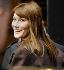 A initiative to give away thousands of Carla Bruni CDs for free to promote exports