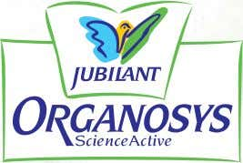 Jubilant Organosys. Multi-vendor servicing woes have been replaced with a single-box solution which takes care