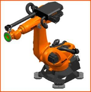 Avec variantes F et C Instructions de montage KUKA Roboter GmbH Edition: 31.08.2016 Version: MA KR