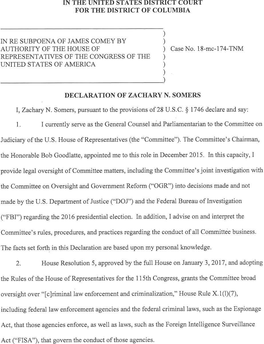 Case 1:18-mc-00174-TNM Document 11-1 Filed 11/30/18 Page 1 of 6