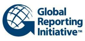 in order to access the international knowledge and agreement on reporting metrics around them. The