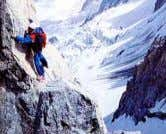 Later, Bonington broke two ribs and contracted pneumonia. Tracing our past. 1977 Berghaus leads the way