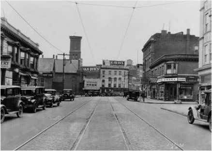 Paterson, New Jersey - Silk City (1900) Paterson, New Jersey - Main Street - 1930 Dal