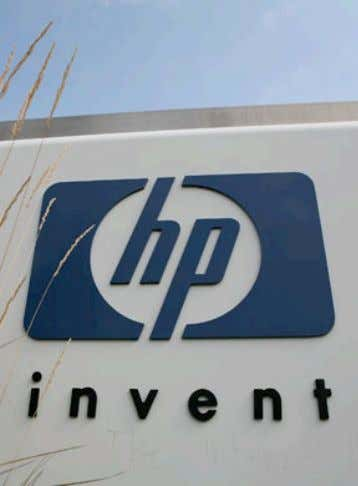 Corporate branding, and product packages and manuals for Hewlett-Packard. Print ads and signage for The
