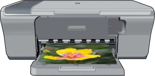 HP Deskjet F4200 All-in-One series Ajuda do Windows