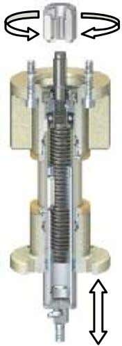 Figure 2.For integral output drives,no stem nuts exist to wear out or fail,less mounting adapters