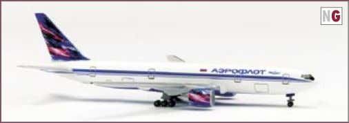 introduced in July 2000. 508544 Aircalin Airbus A330-200 506571 Aeroflot Boeing 777-200 504379 Air Do Boeing