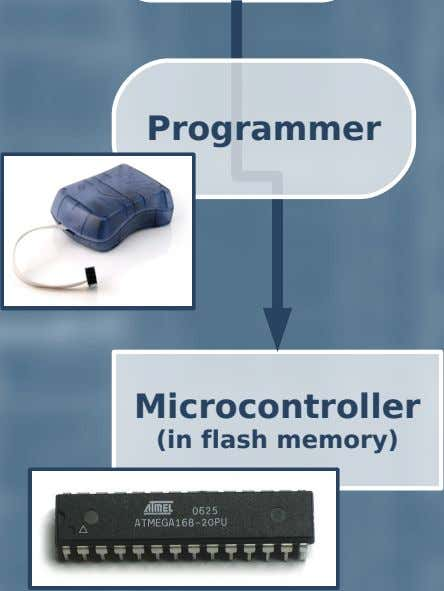 Programmer Microcontroller (in flash memory)