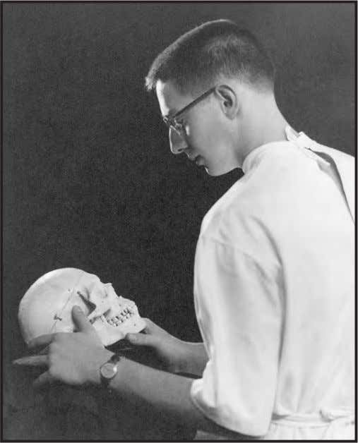 Dr. Tretbar honored by alma mater 'Alas, poor Yorick! I knew him, Horatio; a fellow of