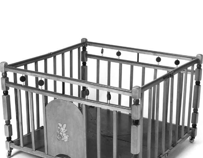 138 Winterthur Portfolio 39:2/3 Fig. 5. Abbott and Co. Playpen, mid- 1950 s. (Courtesy Strong Museum,