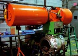 no overshoot, the valve is mechanically blocked. It enables safe testing in a live plant without